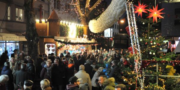 Opladener Weihnachtsmarkt